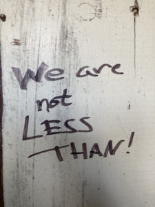 We are not Less Than