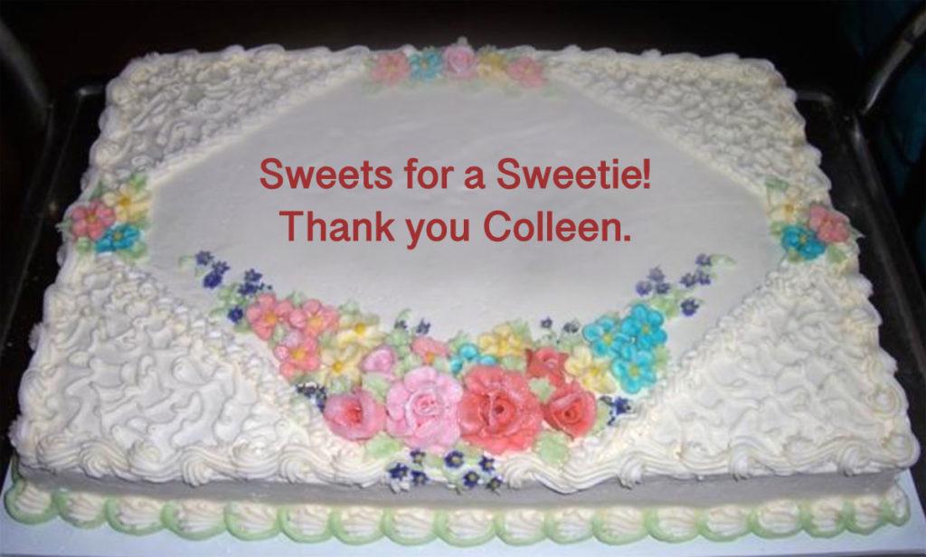 colleen Celebration Cake