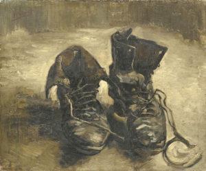 Van Gogh Working Mans Shoes